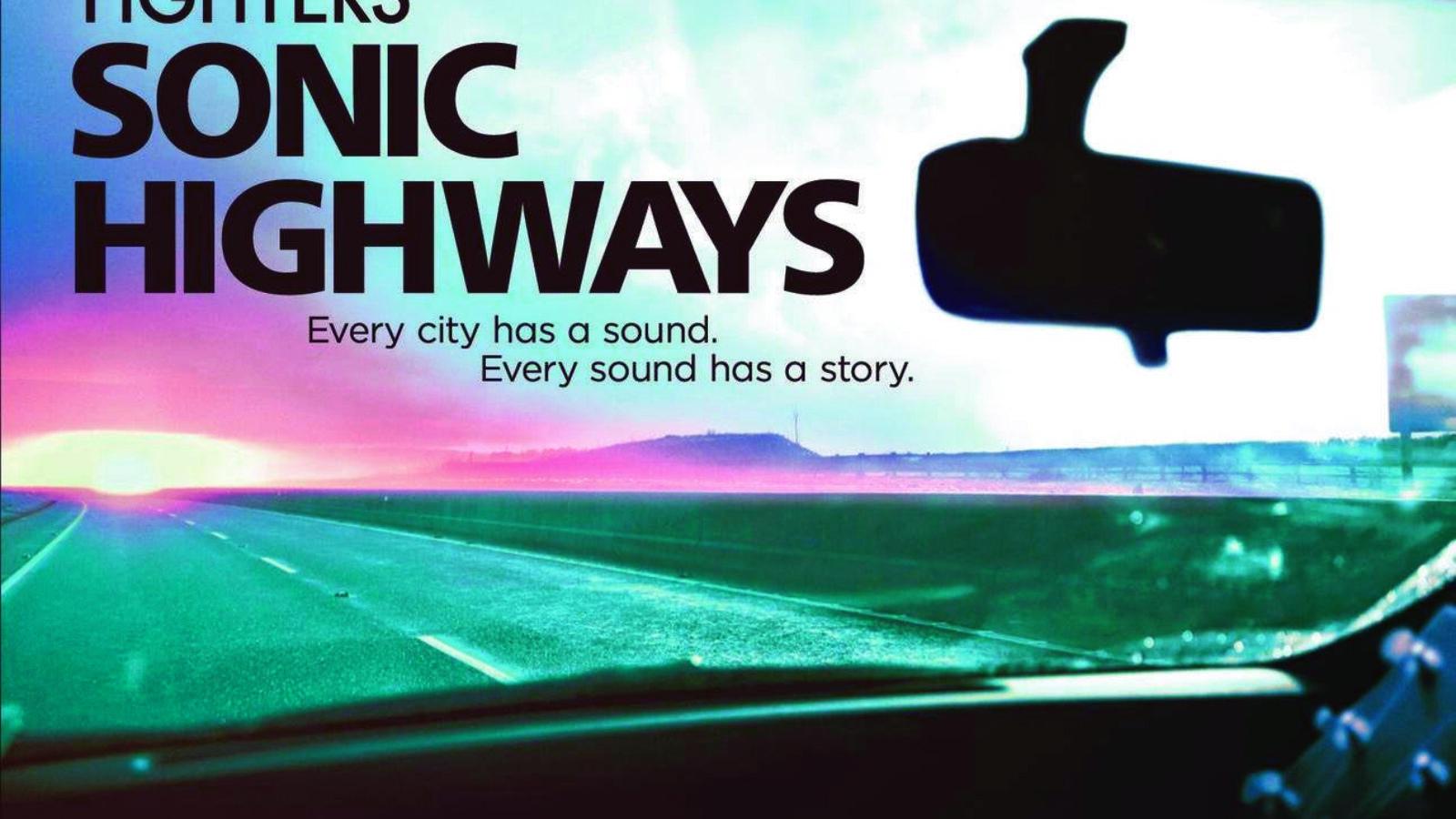 OXMOX Special-Tipp: FOO FIGHTERS – Sonic Highways (DVD, Blu-ray)