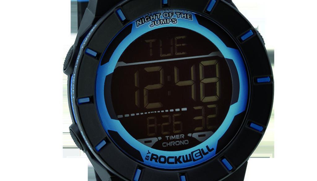 Rockwell Uhr