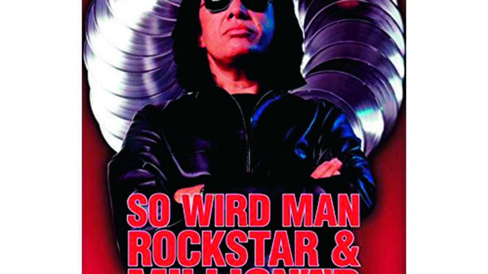 OXMOX CD-Tipp: GENE SIMMONS – So Wird Man Rockstar & Millionär