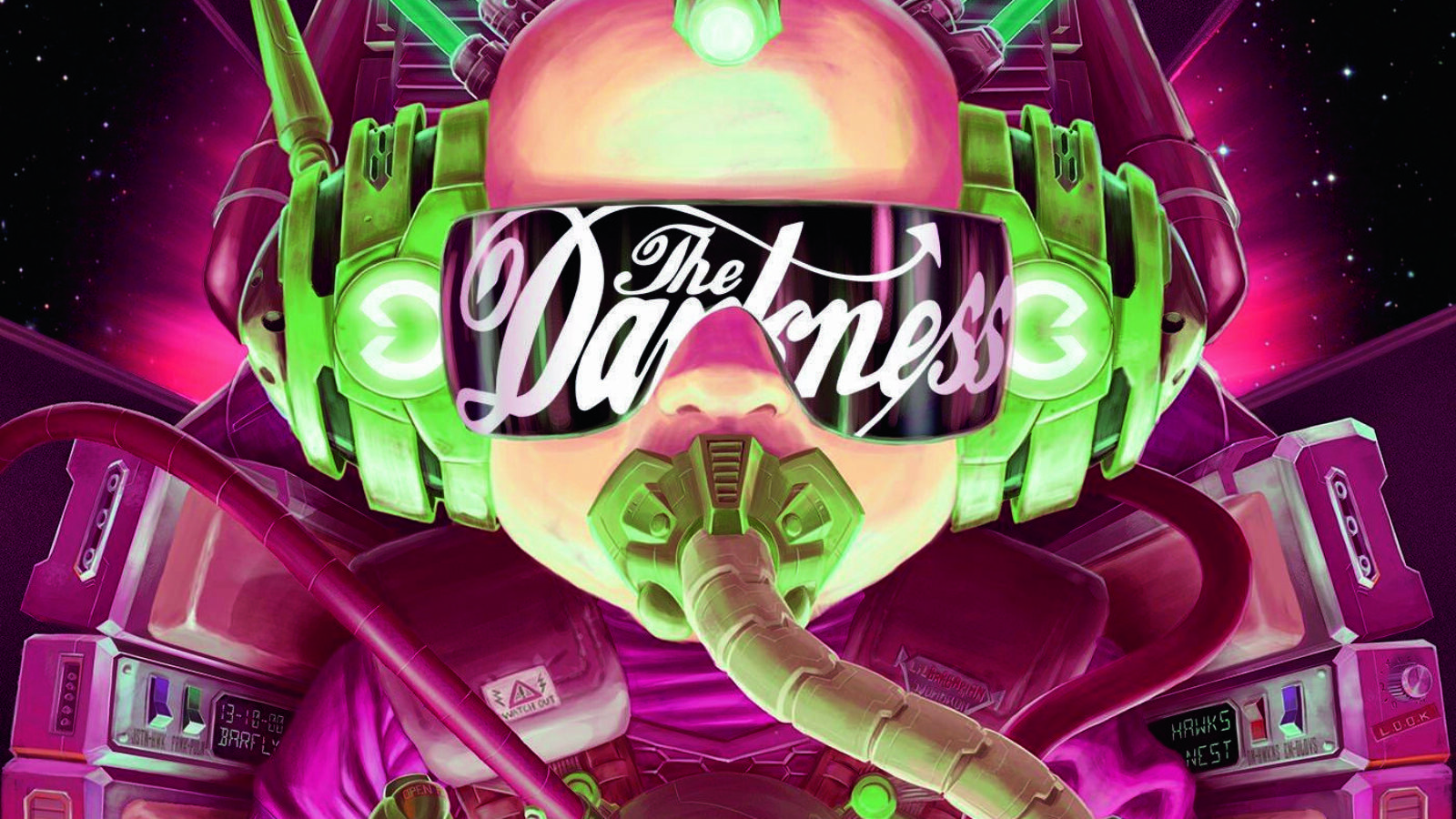 OXMOX CD-Tipp: THE DARKNESS – Last Of Our Kind