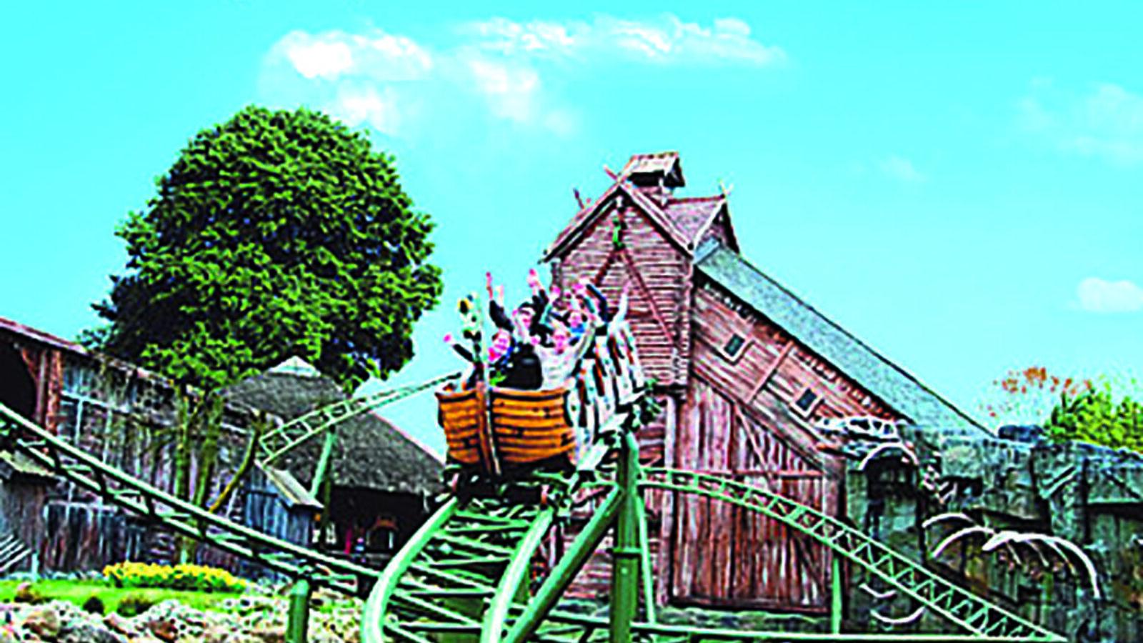 Hansa-Park: Nervenkitzel, Spaß und Märchenzauber