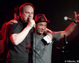 "OXMOX präsentiert HAMBURG-BANDCONTEST 2015   Das Halbfinale -  ""Zwischen Harmonie & Hardcore"""