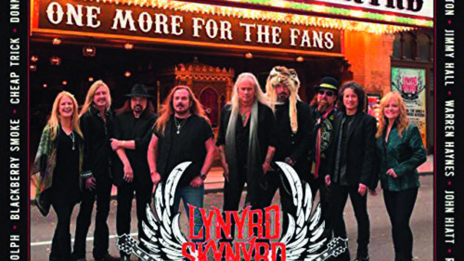 OXMOX Top 10: LYNYRD SKYNYRD One More For The Fans