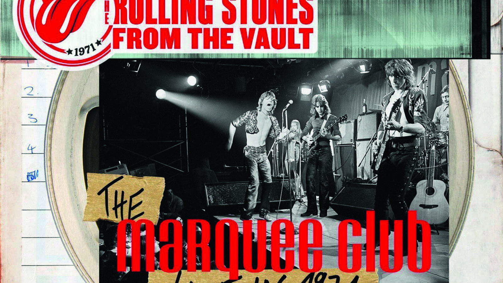 OXMOX CD-Tipp: THE ROLLING STONES From The Vault – The Marquee Club Live In 1971