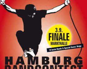 HAMBURG-BANDCONTEST 2015: Finale - 03.09. - Markthalle