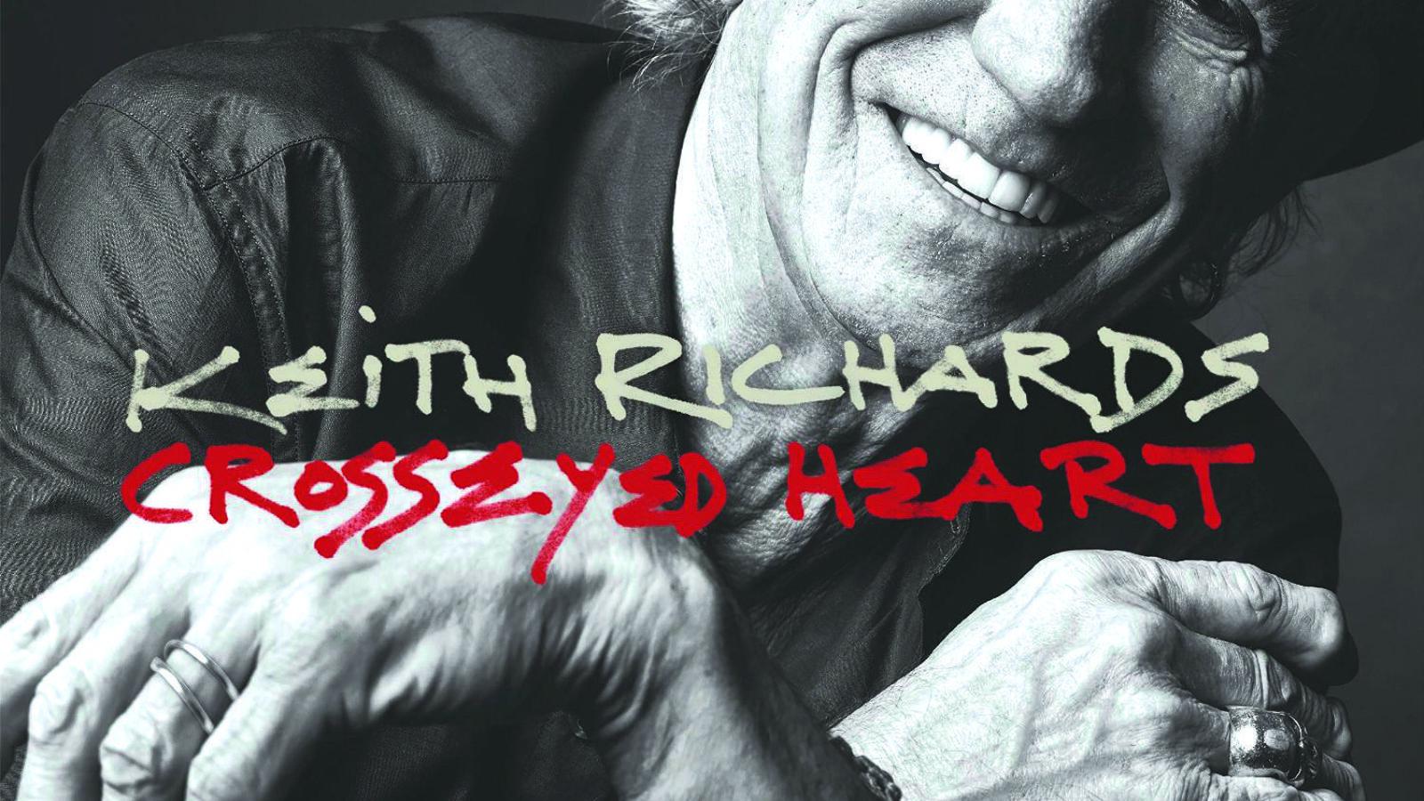 OXMOX CD-Tipp: KEITH RICHARDS – Crosseyed Heart