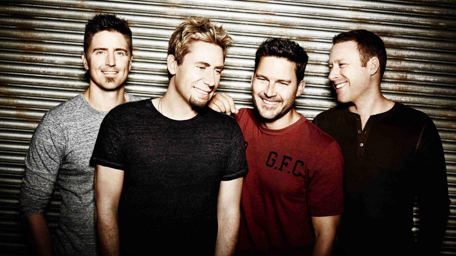 Abgesagt: Nickelback am 07.10. in der Barclaycard-Arena