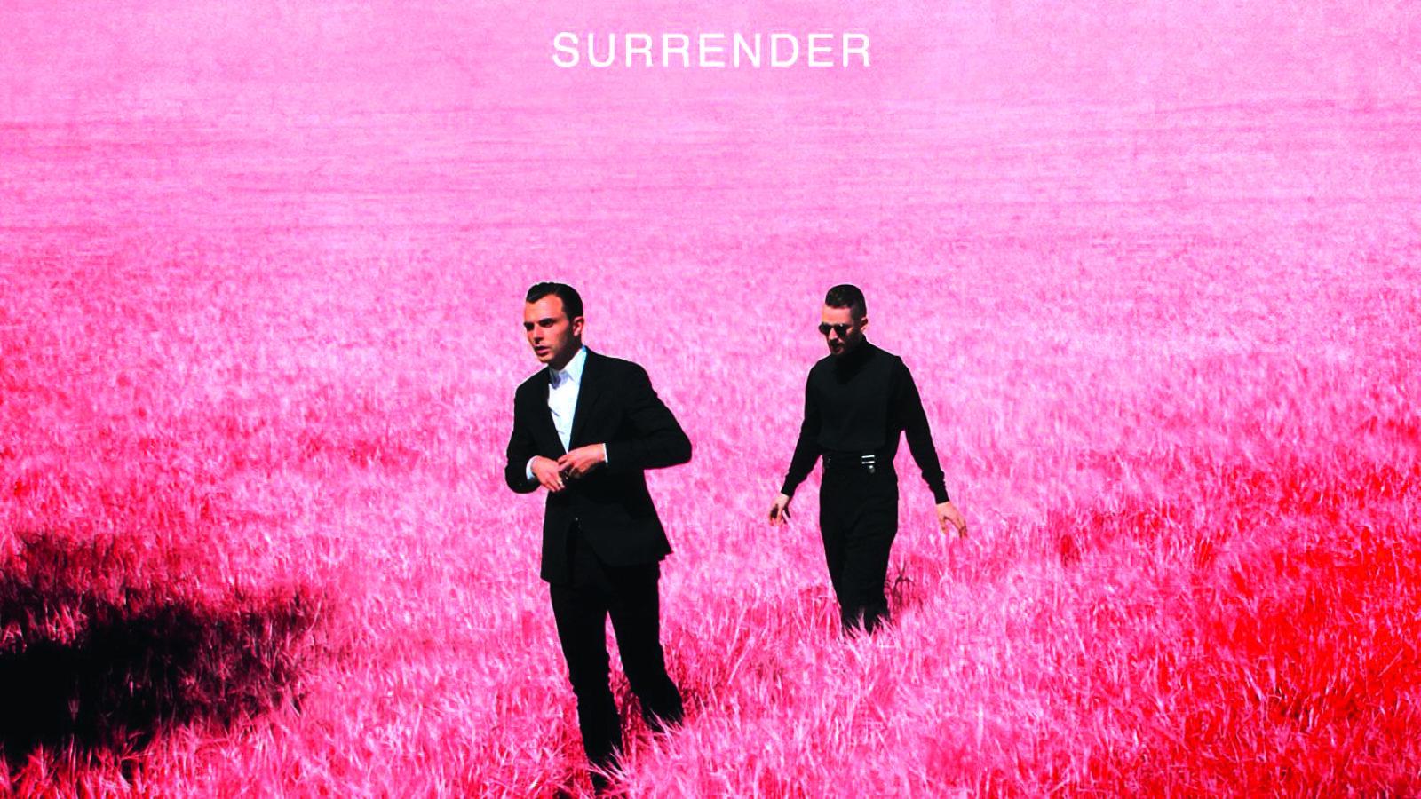 OXMOX CD-Tipp: HURTS: Surrender
