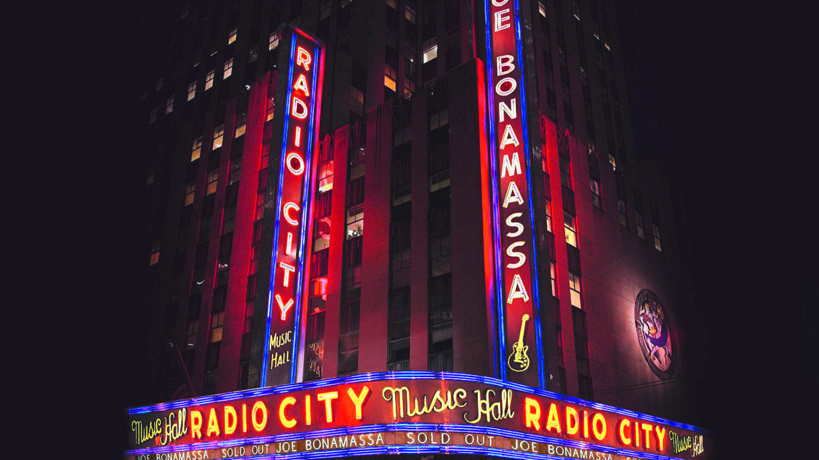 OXMOX CD-Tipp: JOE BONAMASSA: Live At Radio City Music Hall