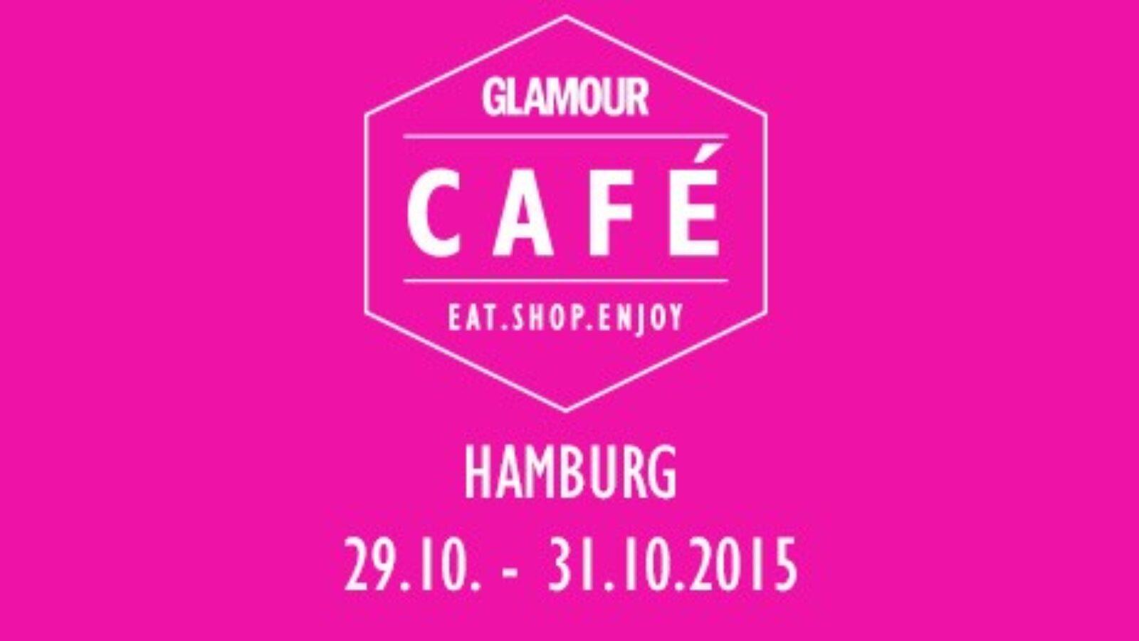 Premiere in Hamburg: GLAMOUR eröffnet Pop-Up-Café