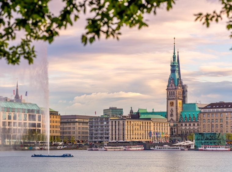 Hamburg als beliebter Drehort für TV-Serien
