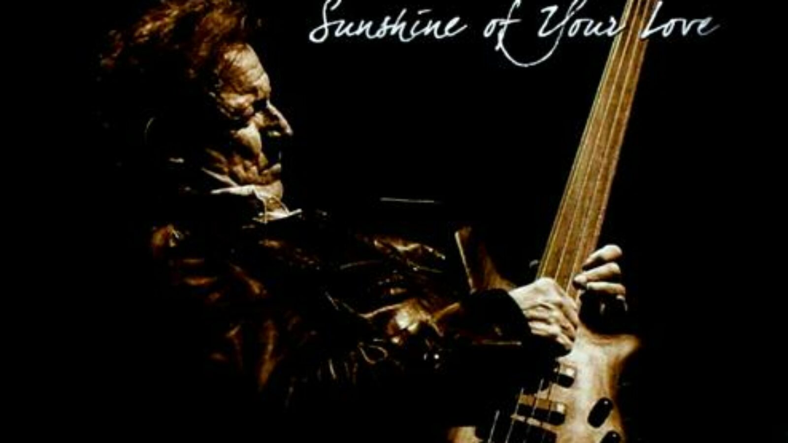 OXMOX CD-Tipp : JACK BRUCE : Sunshine Of Your Love : A Life In Music