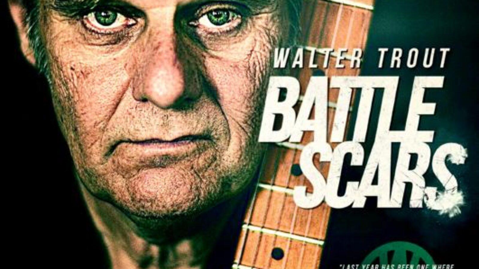 OXMOX CD-Tipp : WALTER TROUT : Battle Scars