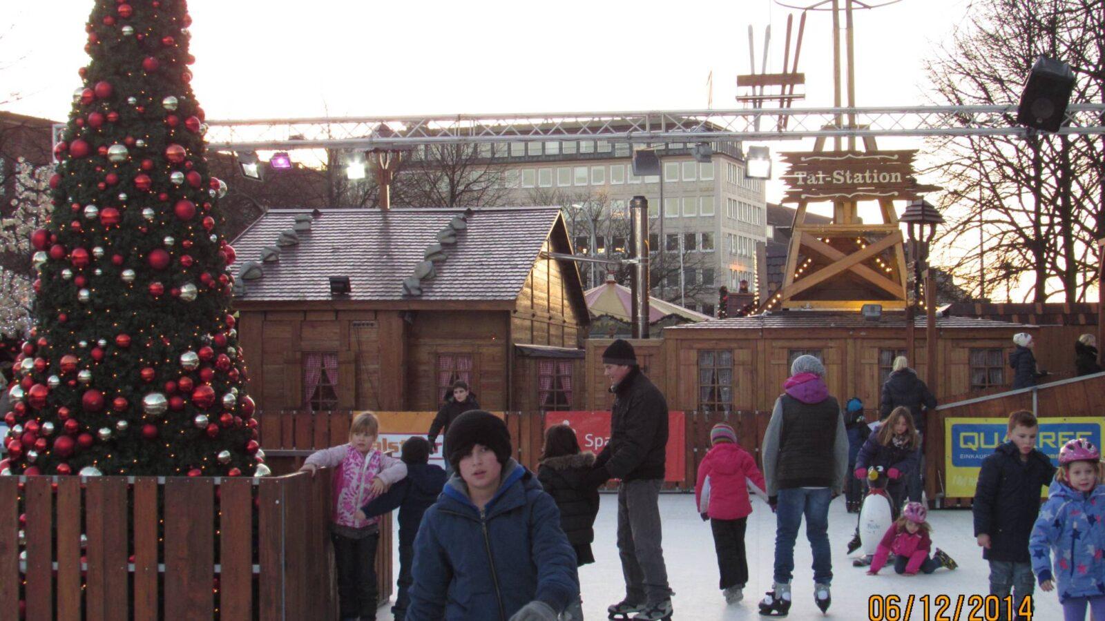 Wandsbeker Winterzauber – bis 03.01.2016 – Wandsbeker Marktplatz