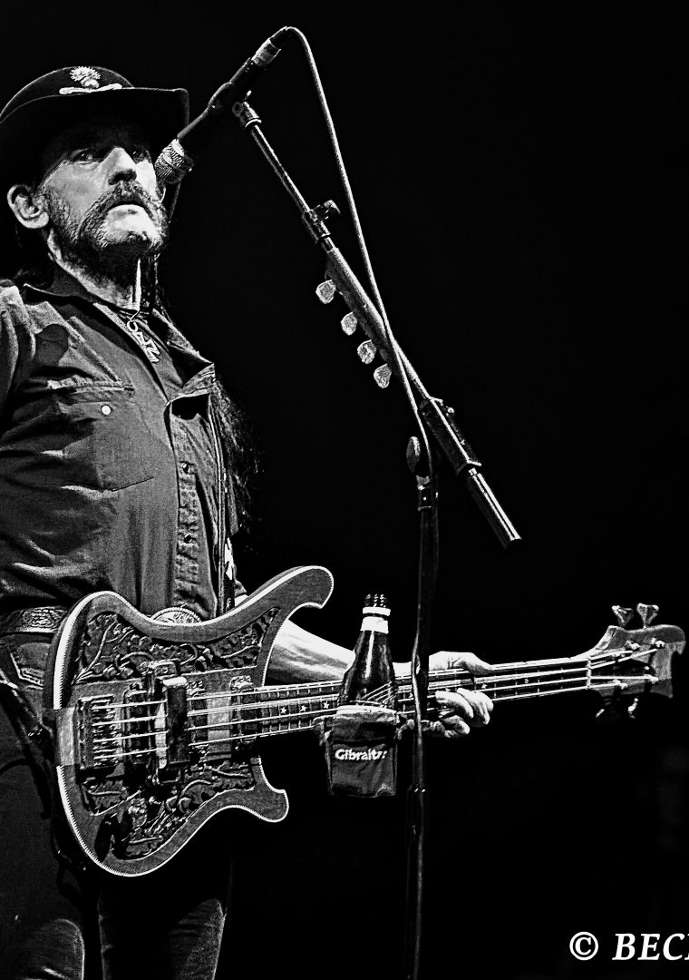Motörhead`s Frontmann Lemmy verstorben