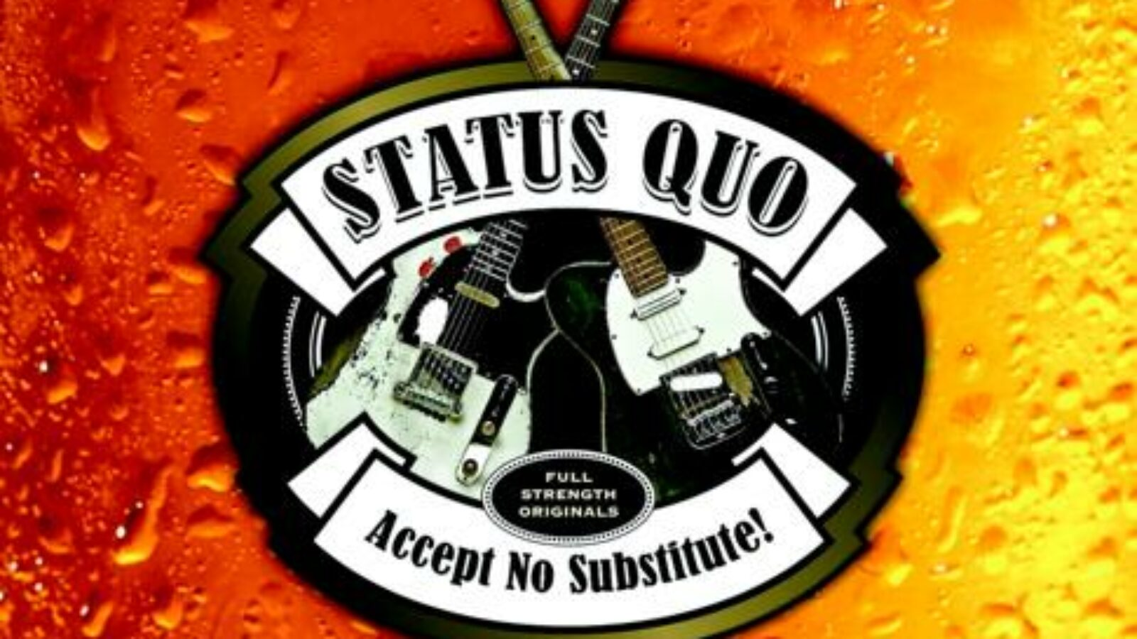 OXMOX CD-Tipps: STATUS QUO, Accept No Substitute: The Definitive Hits