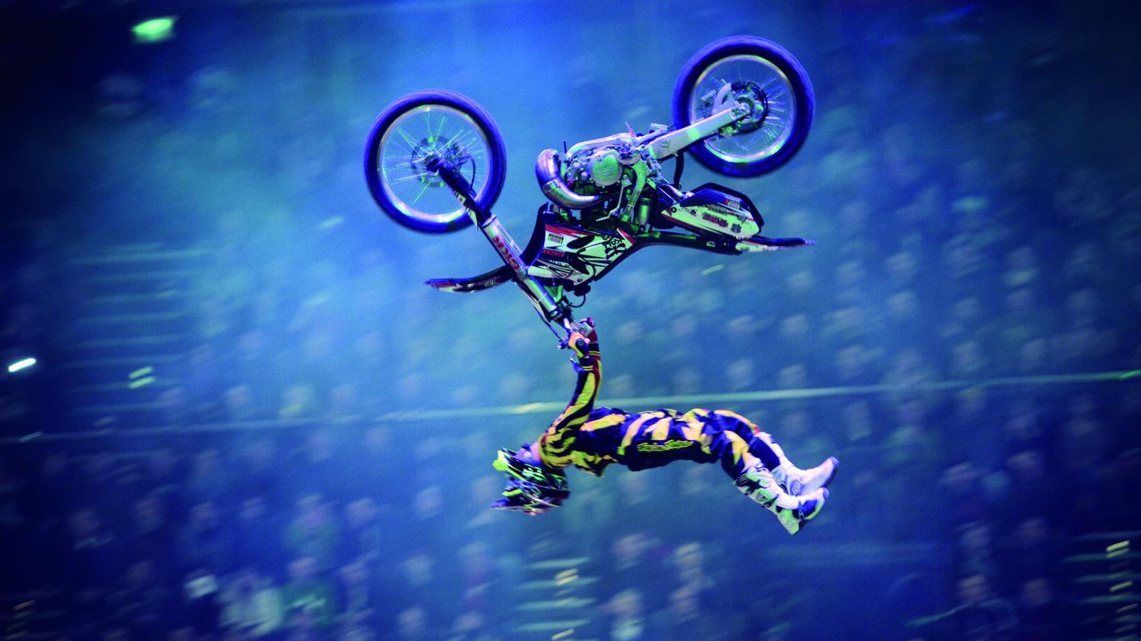 OXMOX präsentiert: ADAC Jump & Race Masters – 06.+07.02. – Sparkassen-Arena-Kiel