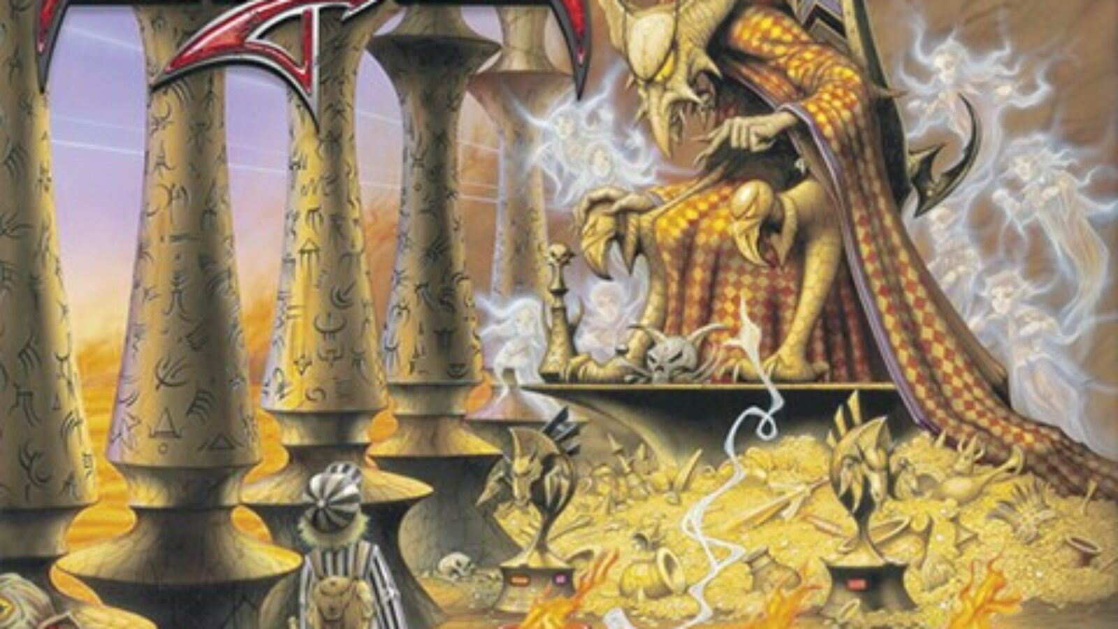 OXMOX CD-Tipp: MAGNUM Sacred Blood, Divine Lies