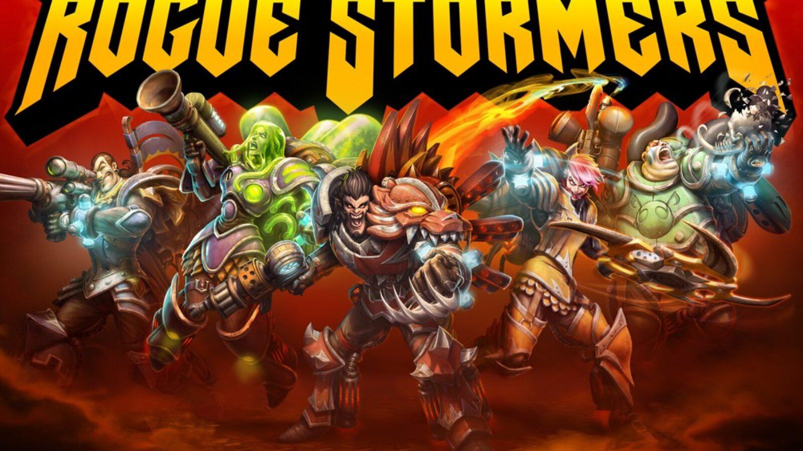 RogueStormers_Characters
