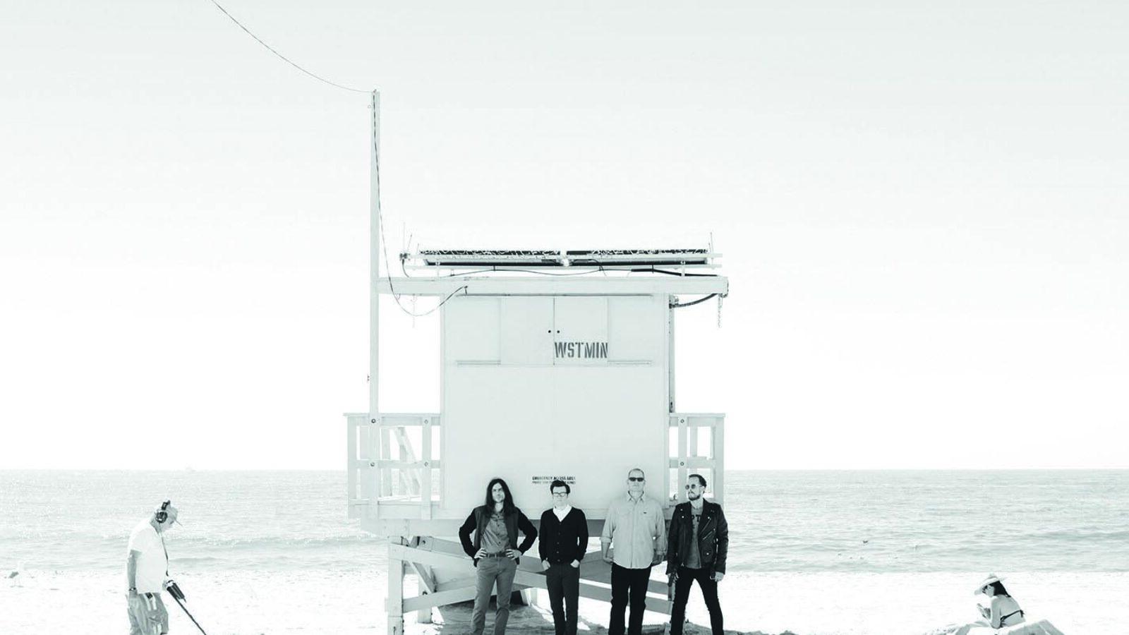 OXMOX CD-Tipp: WEEZER – Weezer (The White Album)