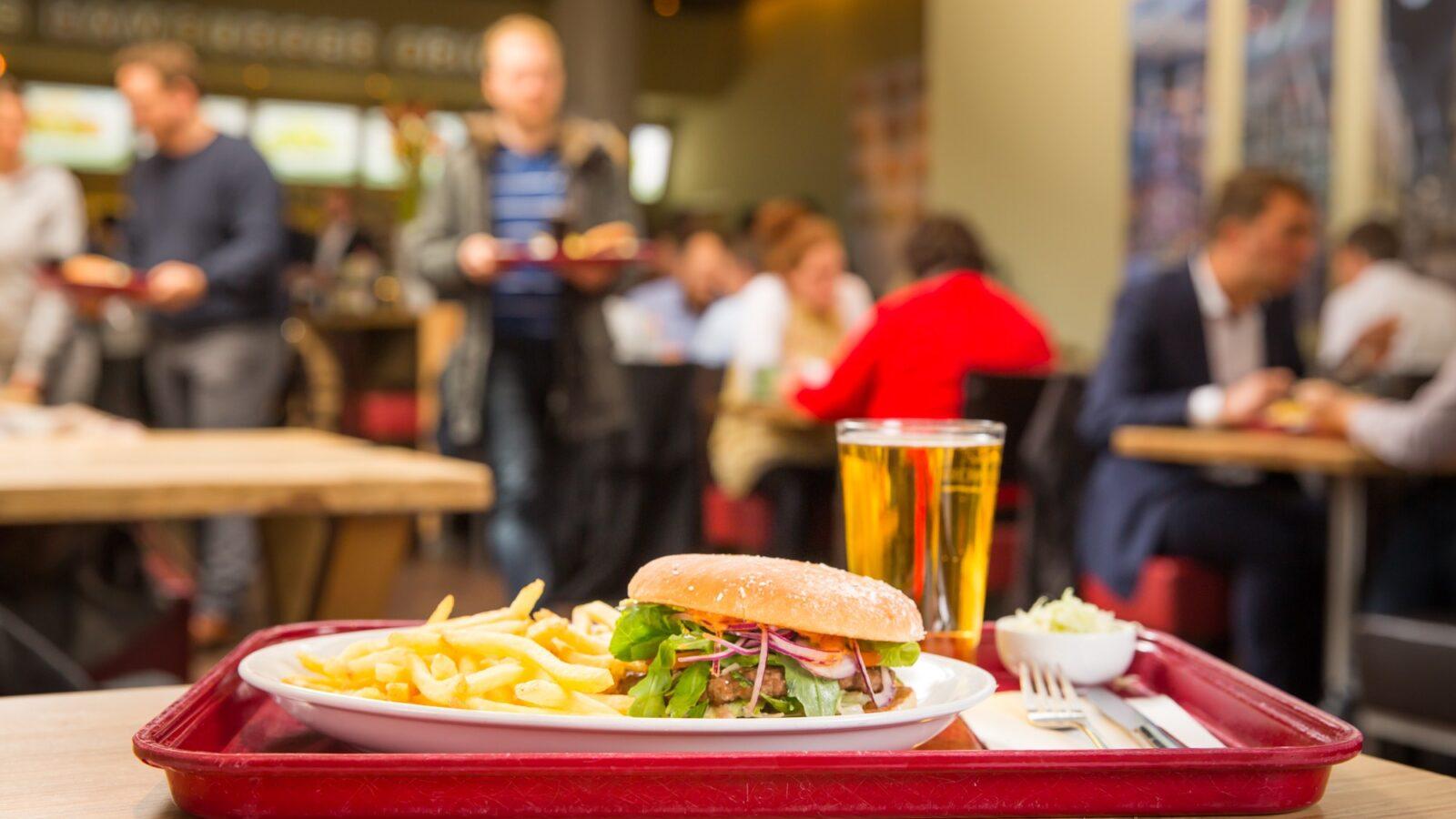OXMOX Top 10: Best Burger in Town