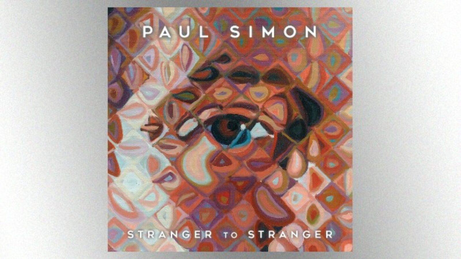 OXMOX CD-Tipp: PAUL SIMON – Stranger Stranger