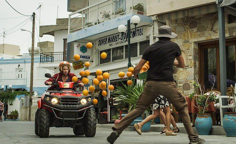 OXMOX Film-Tipp: Meine griechischen Ferien