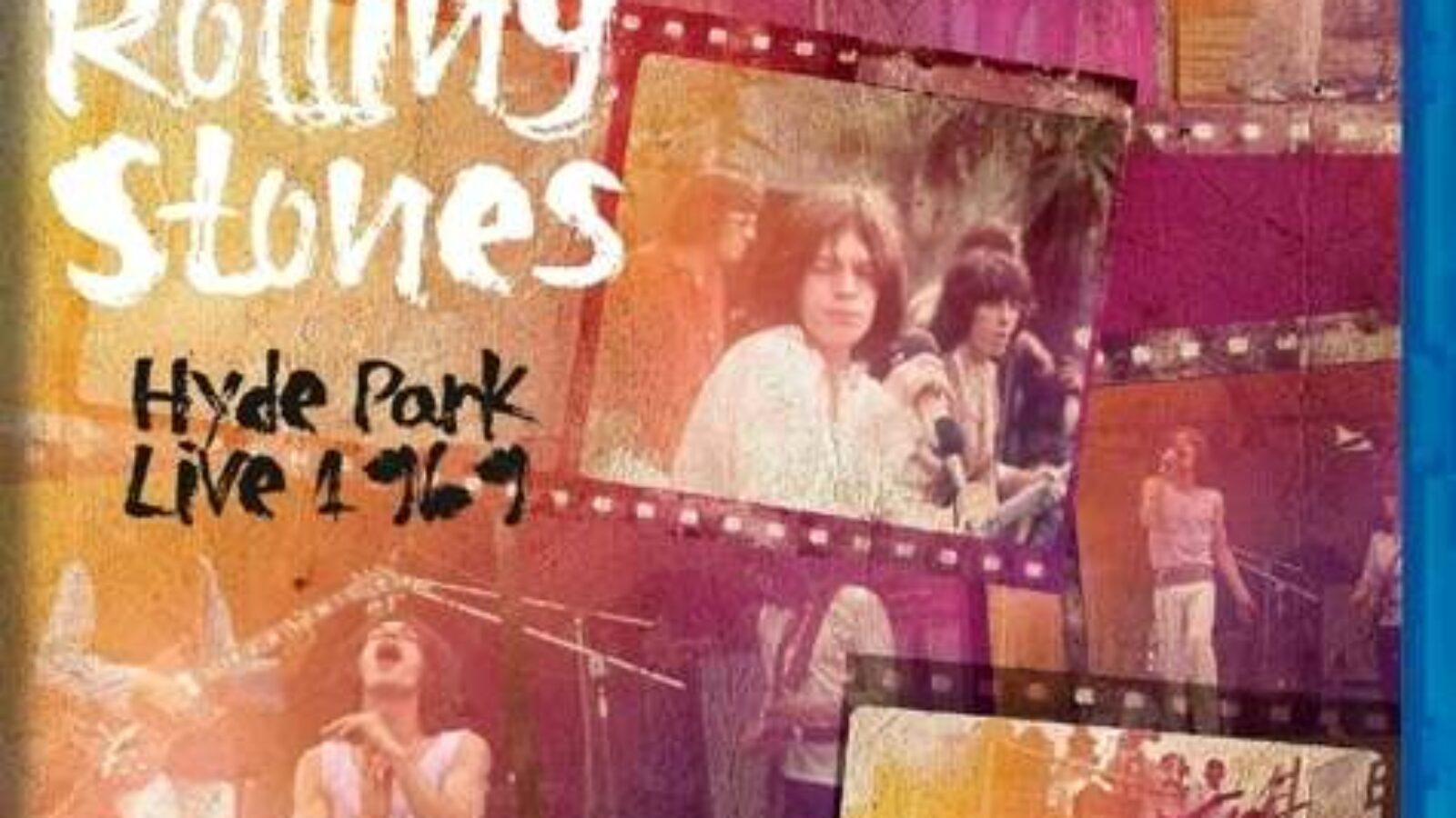 OXMOX Musik-Tipp: THE ROLLING STONES, Hyde Park Live 1969
