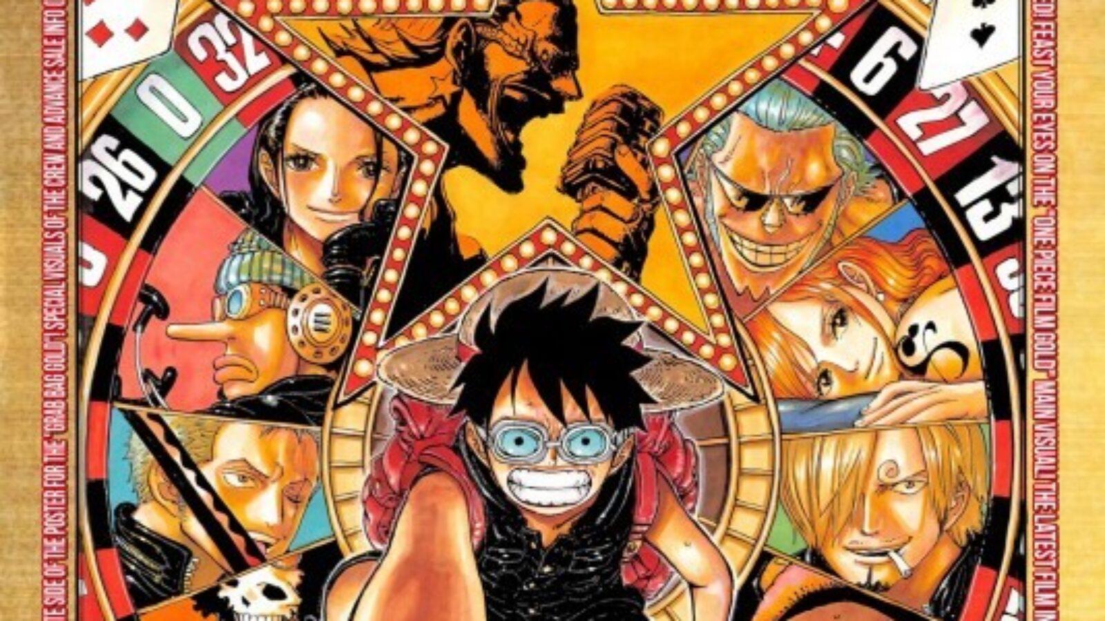 OXMOX Kino-Tipp: Dienstag, 26. Juli 2016, 20 Uhr: Anime-Sneak – One Piece Gold