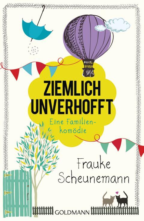 OXMOX Buch-Tipp: ZIEMLICH UNVERHOFFT