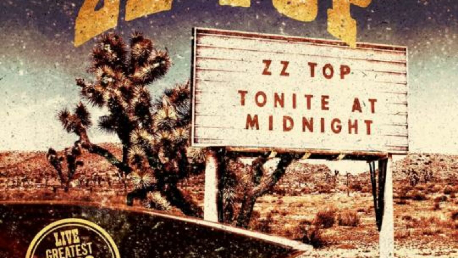 OXMOX CD-Tipp: ZZ TOP Live – Greatest Hits From Around The World