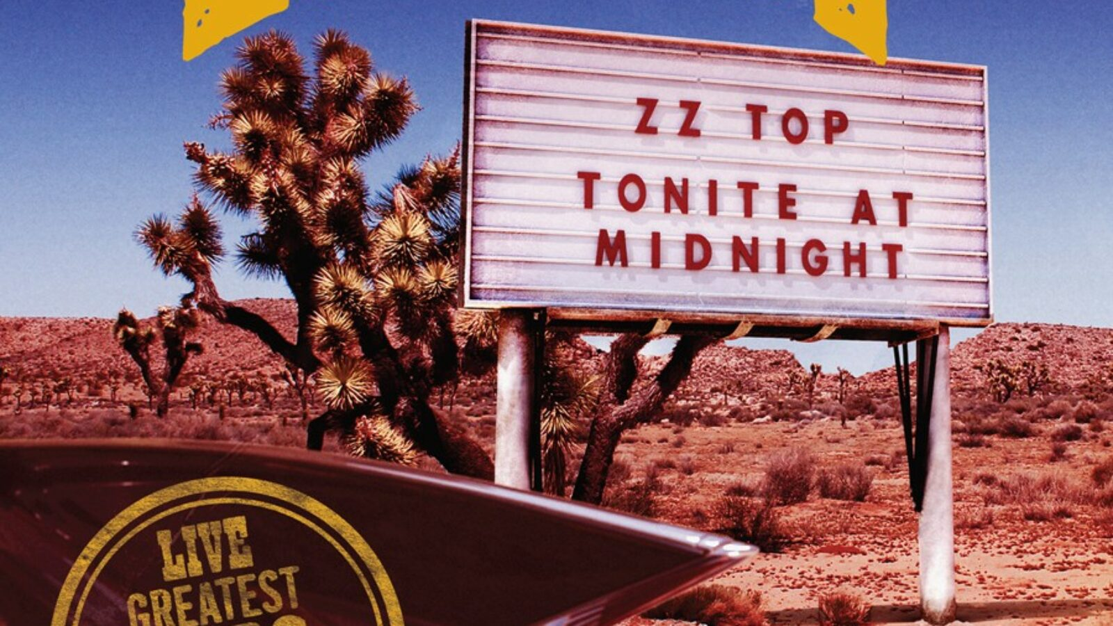 OXMOX CD-Tipp: ZZ TOP – Live – Greatest Hits From Around The World