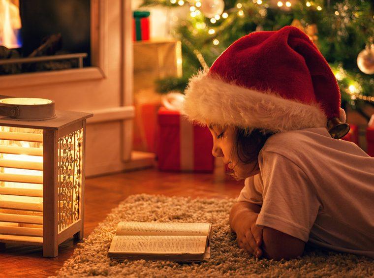 Weihnachten zwischen den Seiten