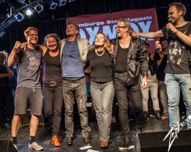 HAMBURG-BANDCONTEST Sieger 2016  FOOL´S PARADISE –  Von Hamburg nach Dänemark und zurück ...