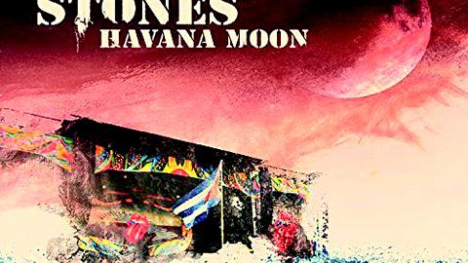 OXMOX CD-Tipp : THE ROLLING STONES – Havana Moon