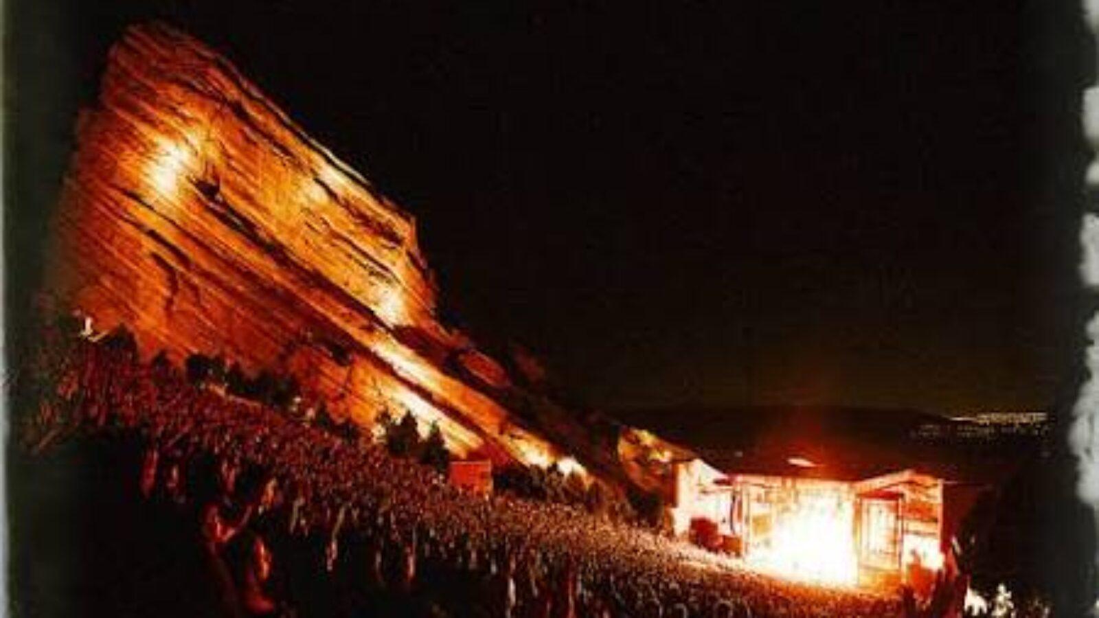 OXMOX CD-Tipp: DISTURBED – Live At Red Rocks