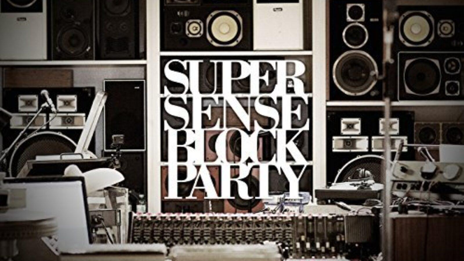 OXMOX CD-Tipp: DIE FANTASTISCHEN VIER – Supersense Block Party