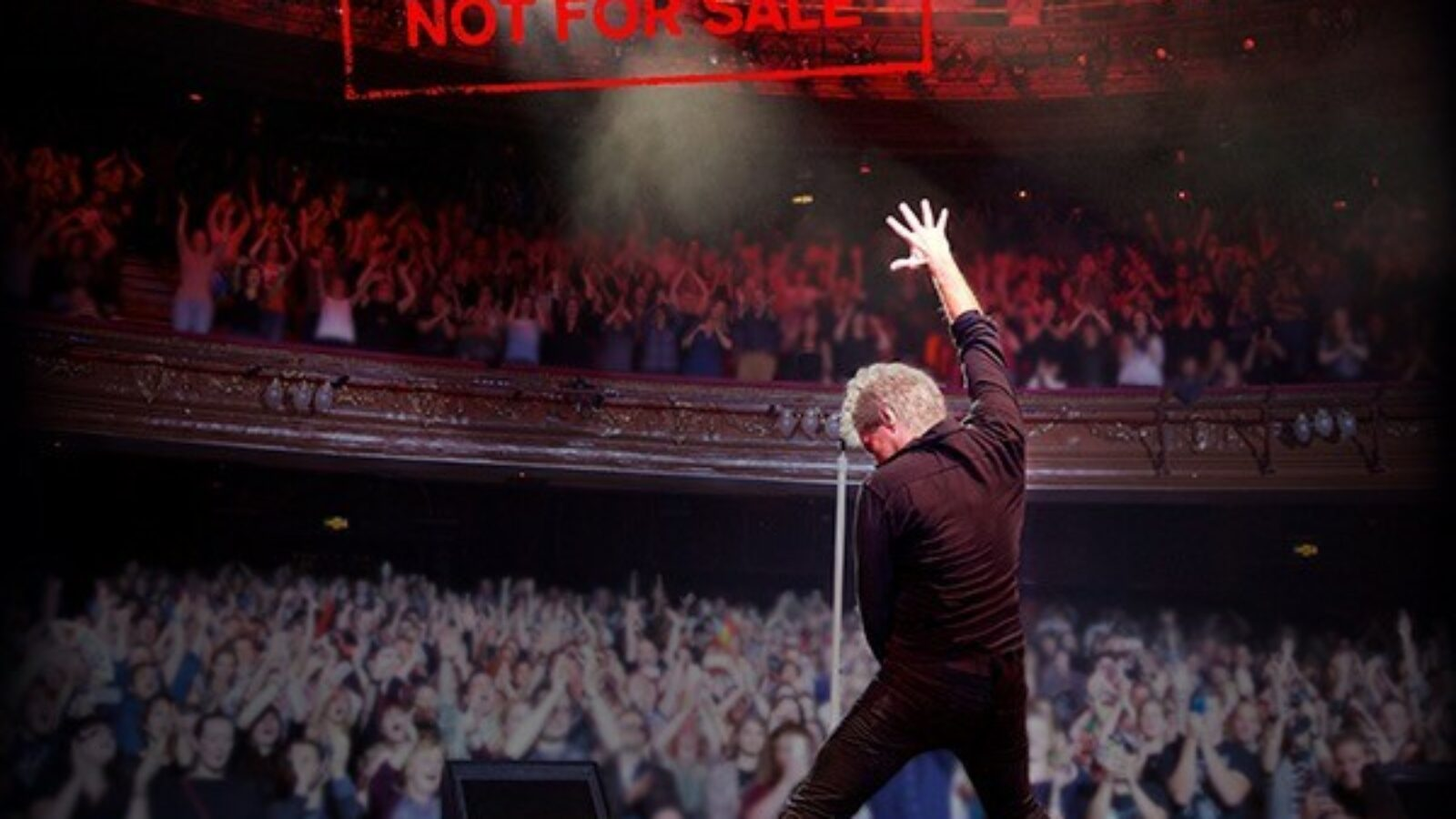 OXMOX CD-Tipp: BON JOVI – This House Is Not For Sale – Live From The London Palladium
