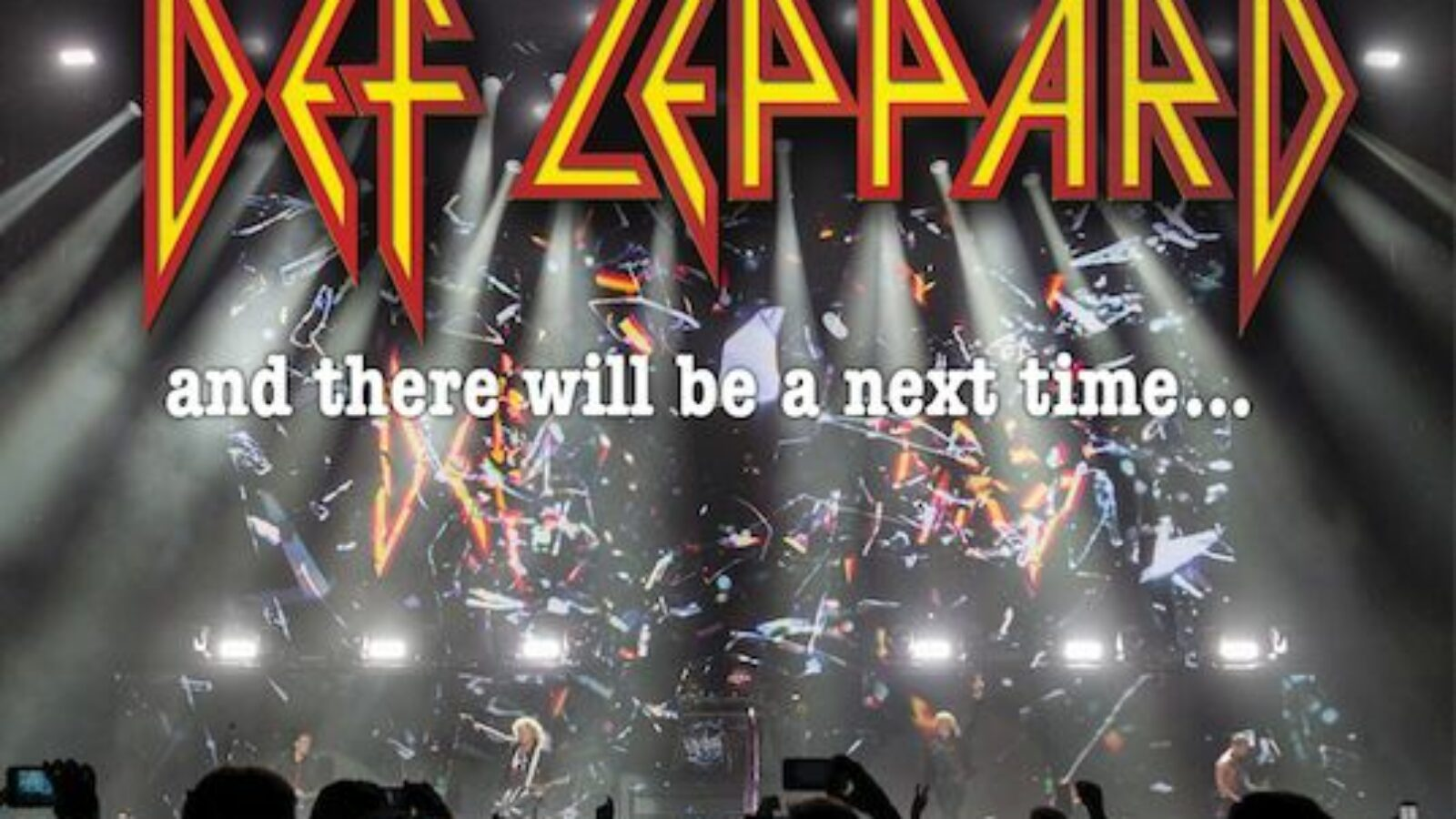 OXMOX CD-Tipp: DEF LEPPARD – And There Will Be A Next Time … Live In Detroit