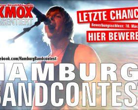 Bis 10. März für den HAMBURG-BANDCONTEST 2017 bewerben!