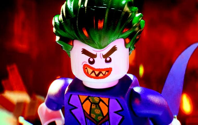 The Lego Batman Movie [3D]