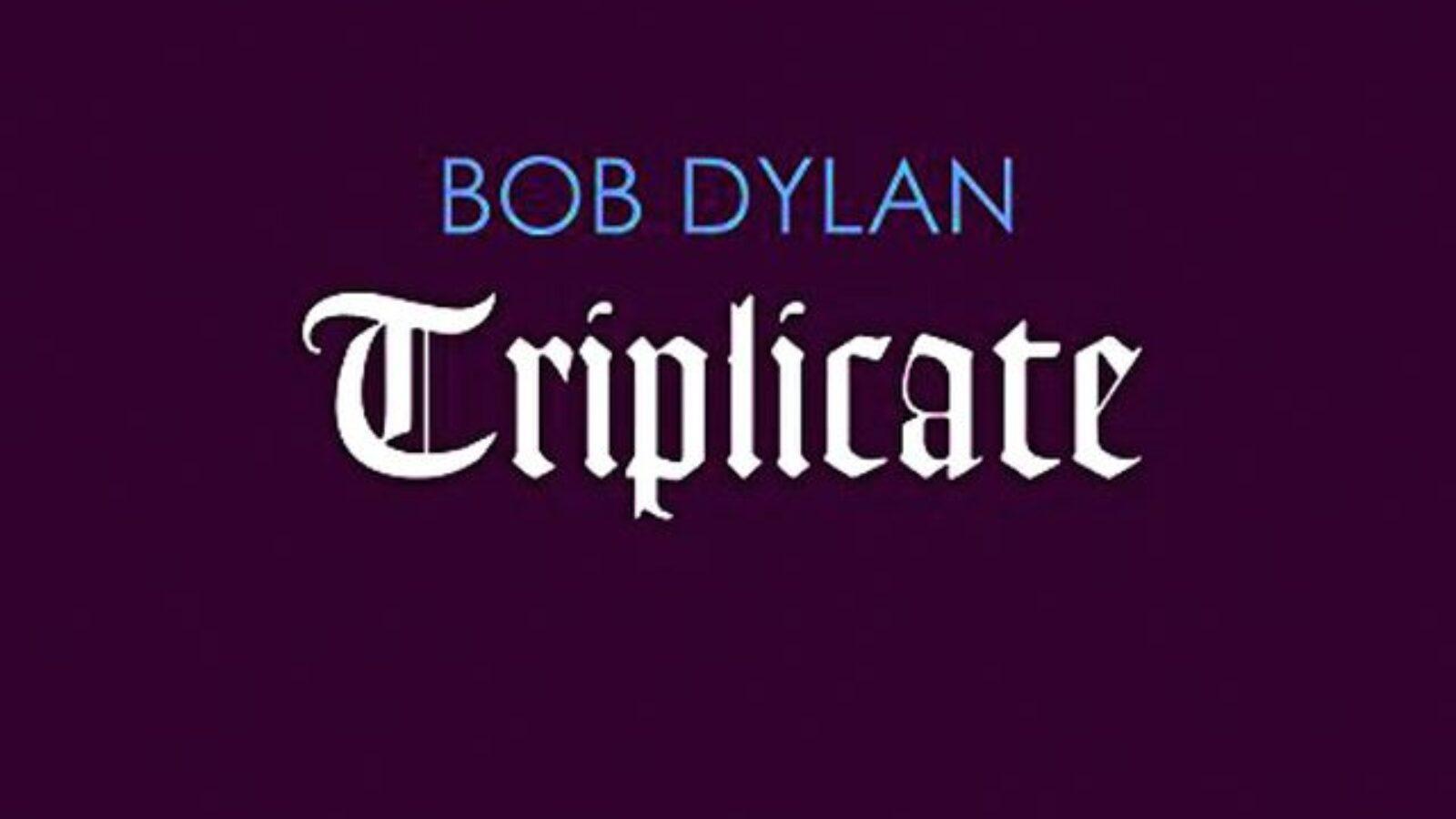 OXMOX CD-Tippp: BOB DYLAN – Triplicate