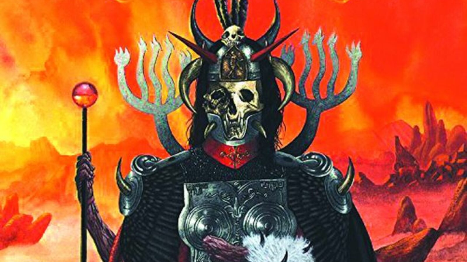 OXMOX CD-Tipp: MASTODON – Emperor Of Sand
