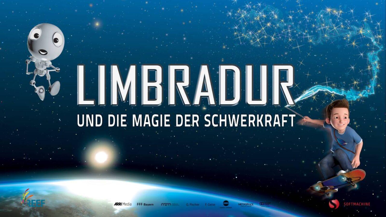 Weltpremiere im Planetarium: Limbradur und die Magie der Schwerkraft