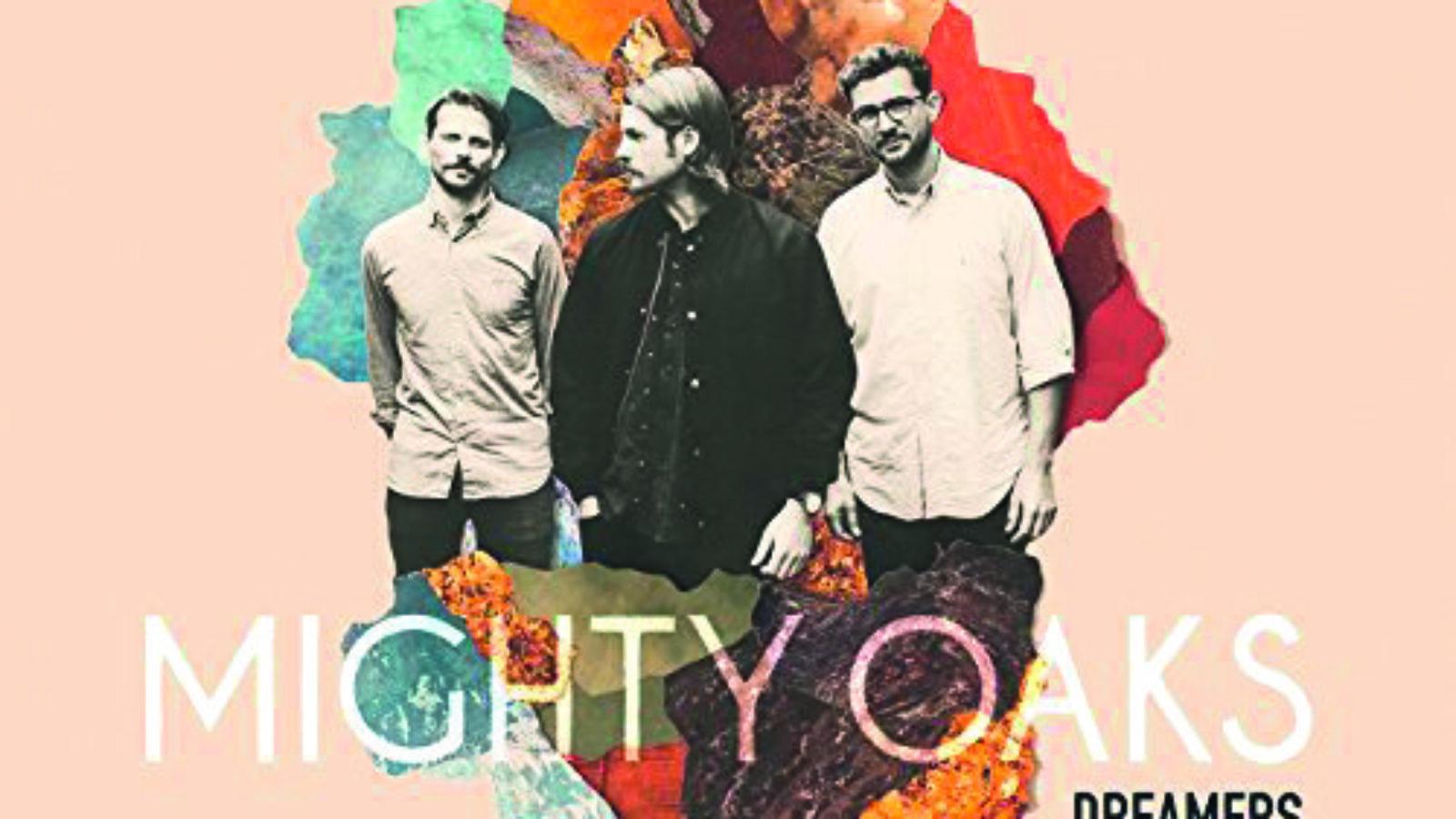 OXMOX CD-Tipp: MIGHTY OAKS – Dreamers