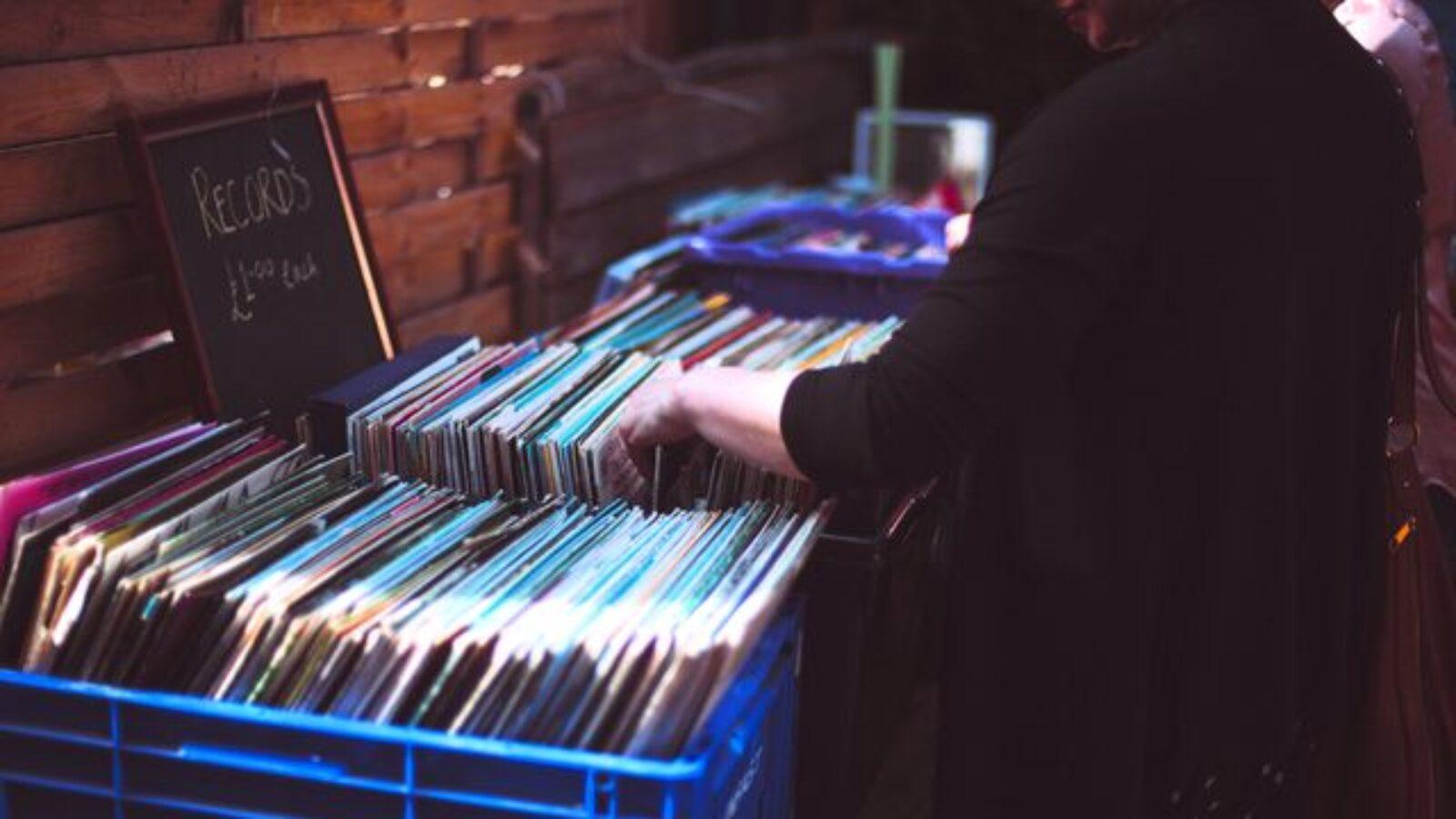 Aus Liebe zum Vinyl