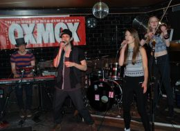 OXMOX PRESENTS: EXKL. FOTOS DER 32. HAMBURG-BANDCONTEST, VIERTELFINALE - Circus Genard