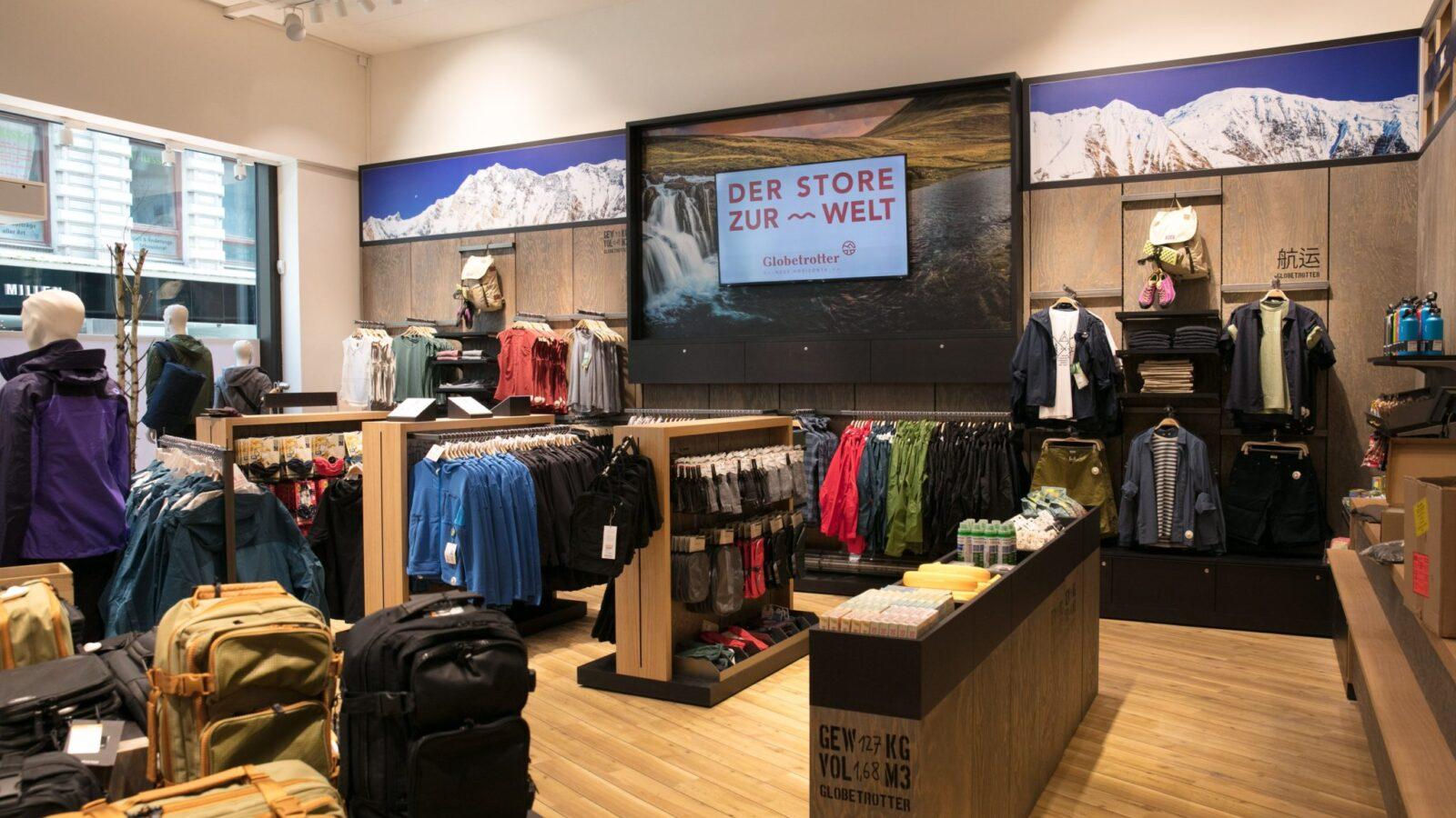 Der Store zur Welt