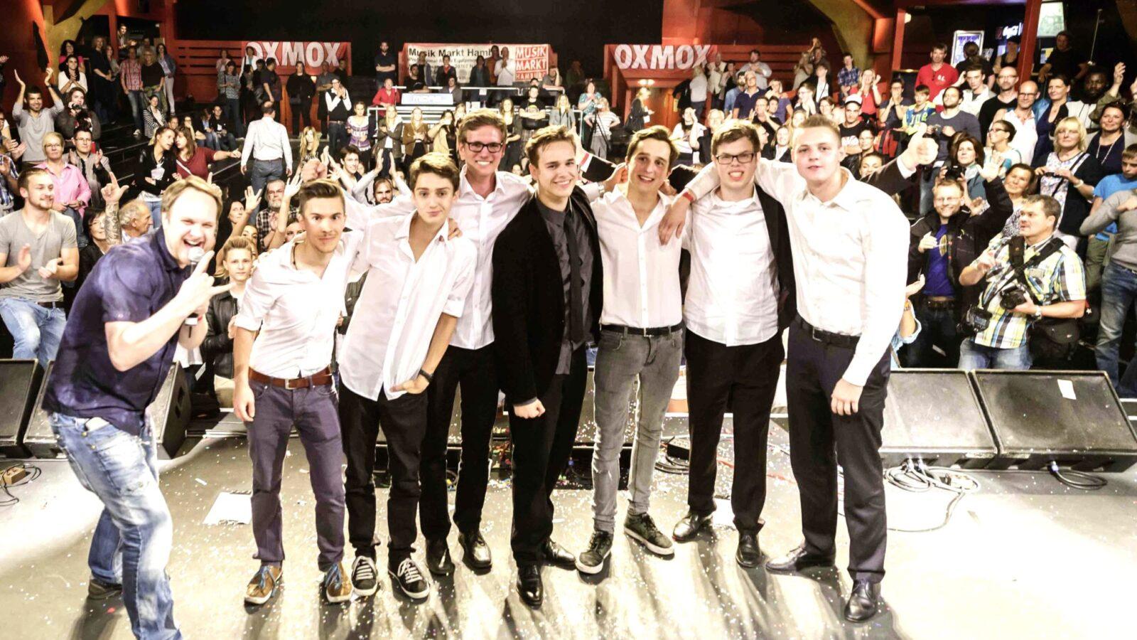 HAMBURG-BANDCONTEST: Das Halbfinale am 06.+07.07.