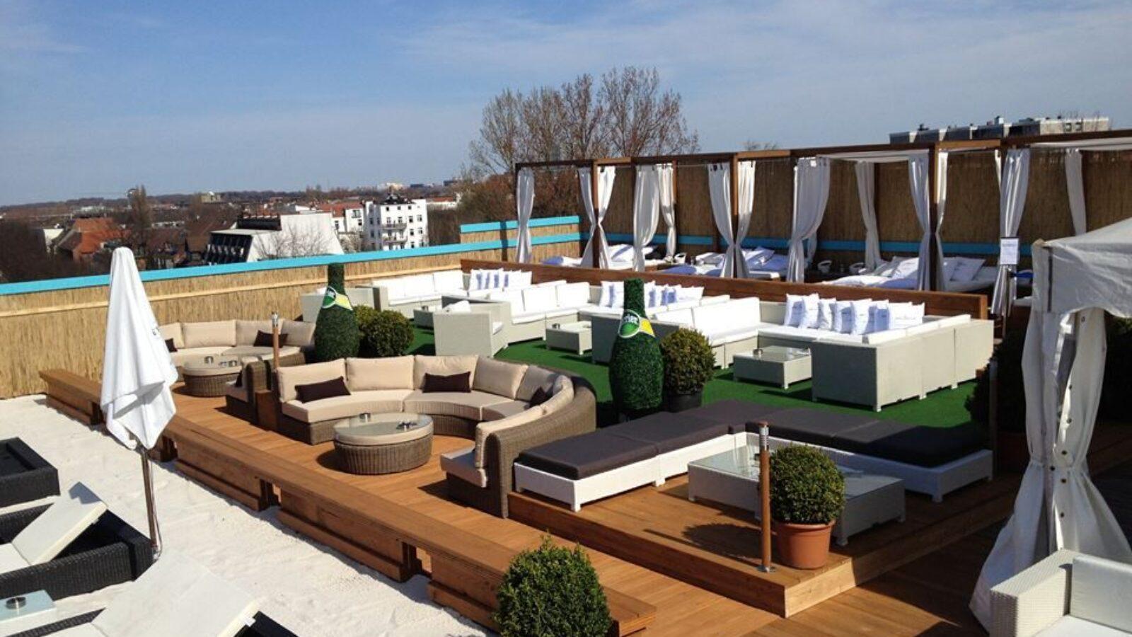 OXMOX präsentiert:  Hamburgs höchster Strand